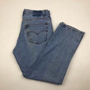 Vintage LEVI'S 560 High Waisted Wedgie Jeans